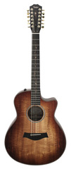 Taylor K66-CE Grand Symphony Koa Koa 12 String Acoustic Electric