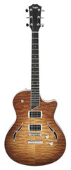 Taylor T3 Quilted Maple Top Honey Sunburst