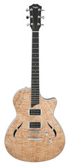 Taylor T3 Quilted Maple Top Natural