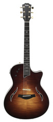 Taylor T5-C1 Flame Maple Top Electric Hollowbody Tobacco Sunburst