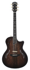 Taylor T5-C5 Custom Macassar Ebony Top Electric Acoustic