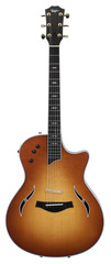 Taylor T5-C Custom Sitka Top Honey Sunburst Electric Hollowbody