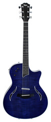 Taylor T5-S1 Flame Maple Top Blue Edgeburst