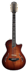 Taylor T5z-12 Custom Koa Top 12 String Electric