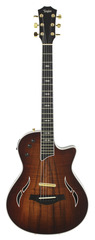 Taylor T5z Custom Thinline Hollowbody Electric Figured Koa