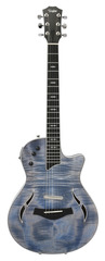 Taylor T5z Pro Special Edition Flame Maple Denim