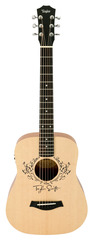 Taylor TSBTE Taylor Swift Baby Taylor 3/4 Size Acoustic Electric