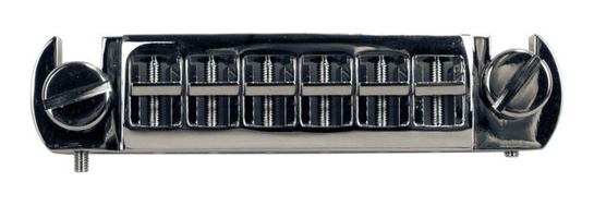 Tone Pros Wraparound Bridge for PRS Nickel