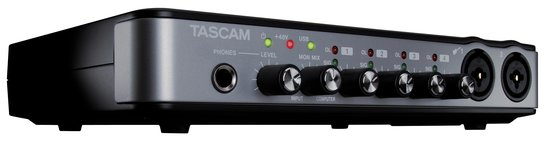 Tascam US-600 <BR>USB Audio/MIDI Inteface