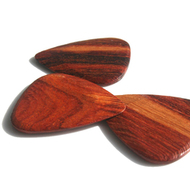 Timbertone Bloodwood Guitar Pick