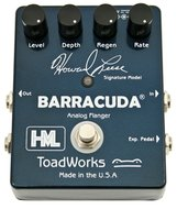 ToadWorks Barracuda Analog Flanger Pedal
