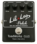 ToadWorks Lil Leo Bad.Ass. American Overdrive Pedal