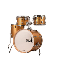 Taye ParaSonic 4pc Shell Pack Vintage Gold Sparkle