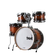Taye Studio Maple 4pc Jazz Kit In Java Burst