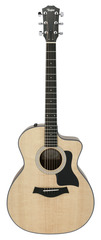 Pre-Owned Taylor 114CE Walnut Grand Auditorium Acoustic Electric