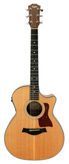 Pre-Owned Taylor 314KCE Koa 2000 Limited Grand Auditorium