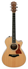 Pre-Owned Taylor 412CE Grand Concert 2013 Acoustic Electric