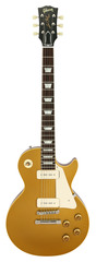 Pre-Owned Gibson Custom Shop True Historic 1956 Les Paul Reissue Gold Top 2015