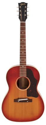Gibson 1962 B 25 Acoustic Sunburst Finish