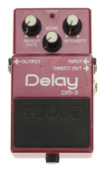 Pre-Owned Boss DM3 Vintage Analog Delay Made in Japan