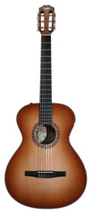 Pre-Owned Taylor Custom BTO Grand Concert 12 Fret AA Hawaiian Koa Red Cedar Nylon String