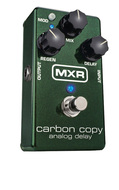 Pre-Owned MXR M169 Carbon Copy Analog Delay</P>
