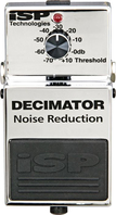 Pre-Owned ISP Technologies Pre-Owned ISP Decimator Noise Reduction Pedal