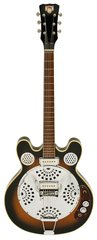 Dobro D-100 The Californian Sunburst Resonato
