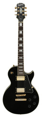 Pre-Owned Epiphone 2005 Les Paul Custom Ebony