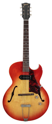 Gibson 1964 ES125TC Cherry Sunburst