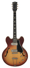 Pre-Owned Gibson Gibson 1965 ES 330TD Sunburst