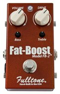 Pre-Owned Fulltone FB-2 Fat Boost</P>