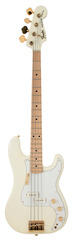 Pre-Owned Fender 1982 Precision Bass Special Vintage White