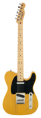 Pre-Owned Fender 2012 American Deluxe Telecaster Ash Butterscotch Blonde