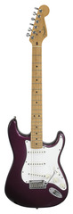 Pre-Owned Fender 1997 American Standard Stratocaster Purple