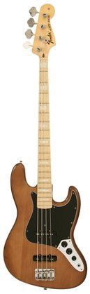 Pre-Owned Fender 1973 Jazz Bass<BR>Mocha Brown