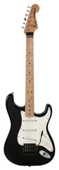 Pre-Owned Fender 1982 American Stratocaster Black with Kahler