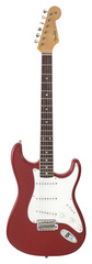 Pre-Owned Fender Eric Johnson Stratocaster Dakota Red
