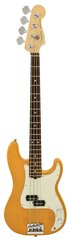Pre-Owned Fender 2005<BR>American Standard Precision Bass Butterscotch Blonde