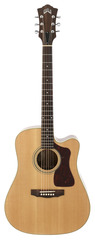 Pre-Owned Guild D40CE Standard Natural USA Made 2012