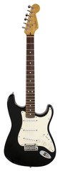 Pre-Owned Fender 1995 American Standard Stratocaster Black with Case