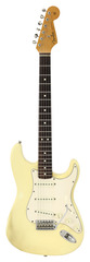 Pre-Owned Fender 62 Reissue Stratocaster Vintage White 1991