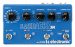 Pre-Owned T.C. Electronic FlashbackX4 Programmable Delay w/Loop Function