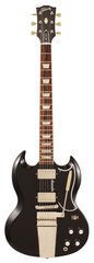 Pre-Owned Gibson Custom Shop SG Standard Reissue with Maestro VOS Ebony