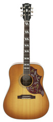 Pre-Owned Gibson 2013 Hummingbird Heritage Cherry Sunburst
