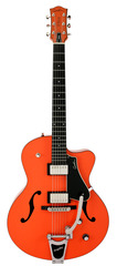 Pre-Owned Godin 5th Avenue Uptown GT Limited Orange