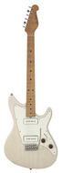 Pre-Owned Grosh 2012 Electrajet Custom Mary Kay Aged White Ash