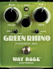 Pre-Owned Way Huge Green Rhino
