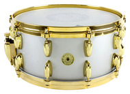 Pre-Owned Gretsch 125th Anniversary Snare 6.5x14 in Satin Silver