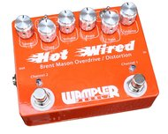 Pre-Owned Wampler Hot Wired Overdrive Distortion 